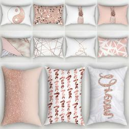 1PC Throw Pillow Cover Cushion Case for Sofa Bedroom Car 30x