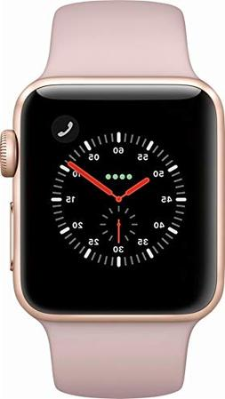Apple Watch Series 3 - GPS - Rose Gold Aluminum Case with Pi