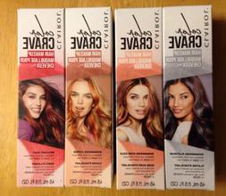 Clairol Crave Temporary Hair Color Makeup, Shimmering Rose G