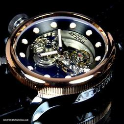 Invicta Russian Diver Ghost Bridge Automatic Rose Gold Plate