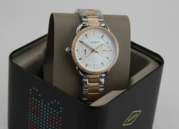 Women's Fossil Watch, Tailor Multifunction Two-Tone Watch ES