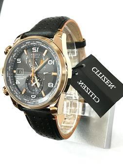 Citizen Men's AT9013-03H Rose Gold-Tone Stainless Steel Eco-
