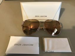 Authentic Michael Kors Sunglasses 5004 Chelsea 1017R1 Gold R