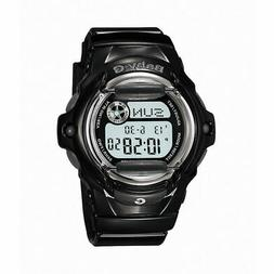 Casio Women's BG169G-1 Baby G Black Watch