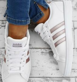 rose gold adidas shoes womens