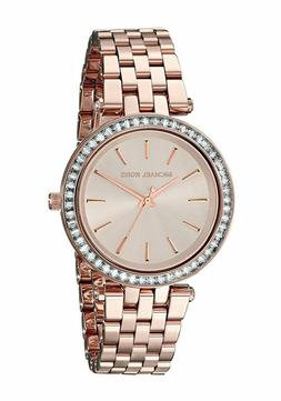 Michael Kors Darci Rose Gold-Tone Ladies Watch MK3366