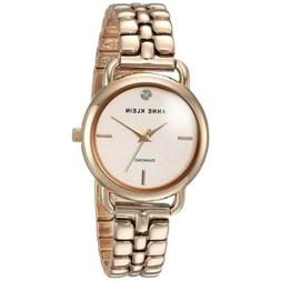 Women's Anne Klein Diamond Bracelet Watch, 30Mm