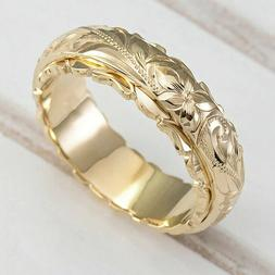 Elegant 925 Silver,Gold,Rose Gold Wedding Rings Jewelry for