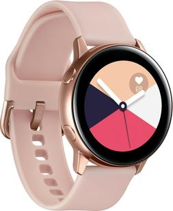Samsung Galaxy Watch Active R500 - Rose Gold 4GB  Smartwatch