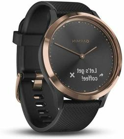 Garmin vívomove HR, Hybrid Smartwatch for Men and Women