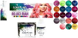 SPARKS Hair Color Long Lasting Bright Dye  --  PICK A COLOR