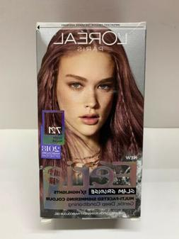 L'Oreal Paris Hair Color Feria Permanent Hair Color, 721 Dus