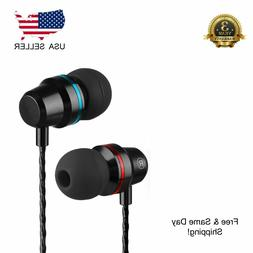 HIFI Super Bass Headset 3.5mm In-Ear Earphone Stereo Earbuds