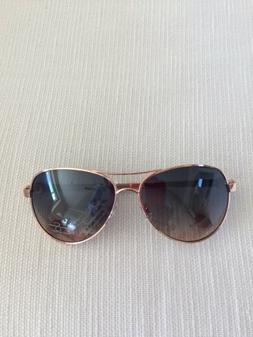 Jessica Simpson J5596 Rose Gold Nude Women's Sunglasses NWT