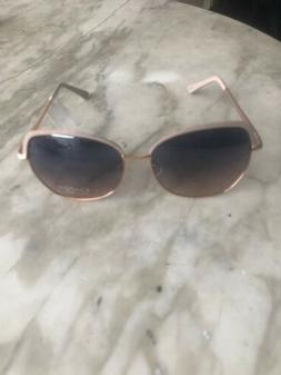 Jessica Simpson J5692 Rose Gold Nude Women's Sunglasses NWT