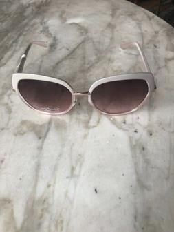 Jessica Simpson J5697 Rose Gold Nude Women's Sunglasses NWT