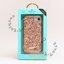 Kate Spade Wrap Snap Case For iPhone 7 / iPhone 8 - Rose Gol