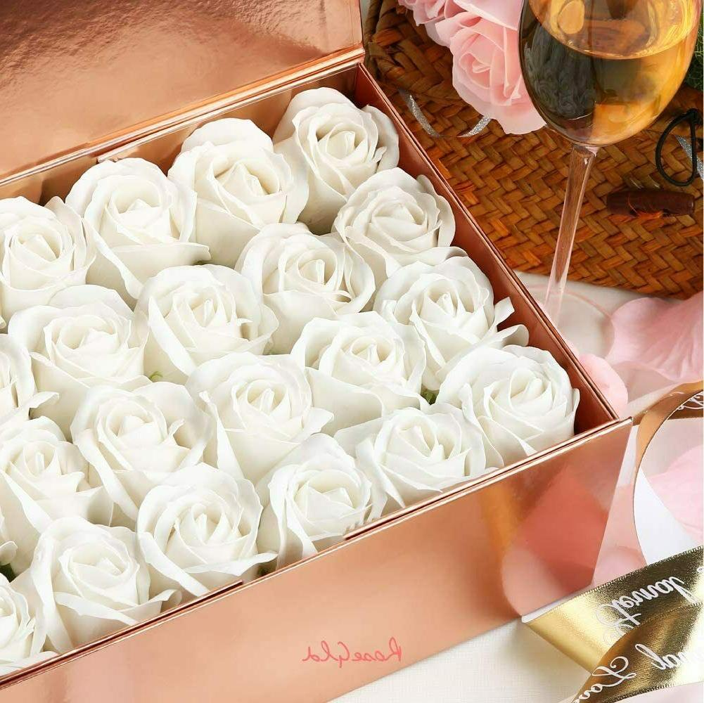 1/3/5 Rose Gift Bridesmaid Proposal Wedding Inches