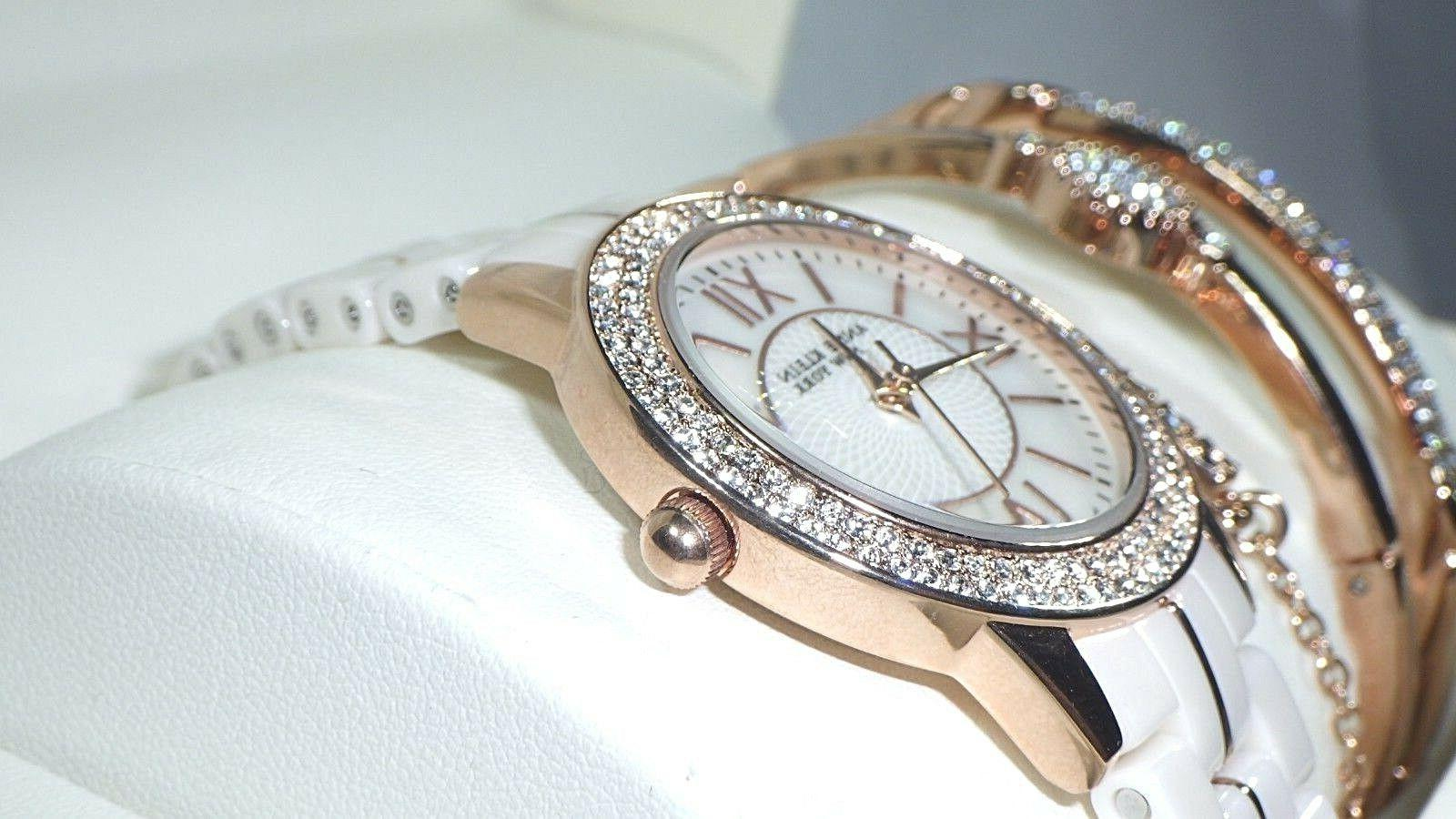 Anne Rose Gold Watch &