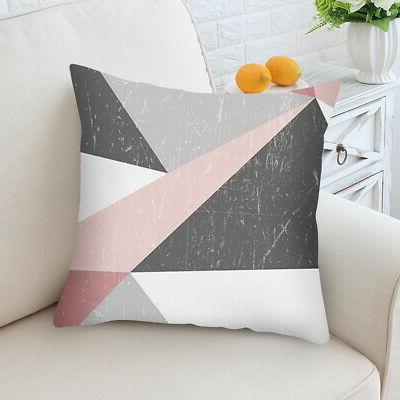Cushion Cover Pillow Rose Gold Pink Series US