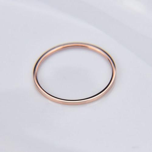 2mm Plated Band