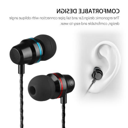 3.5mm Headset Earbuds