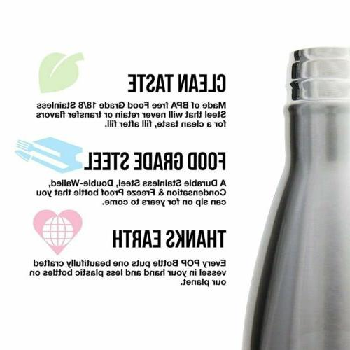 350/500/1000ML Steel Thermoses for