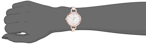 Fossil Stainless Steel Color:Rose