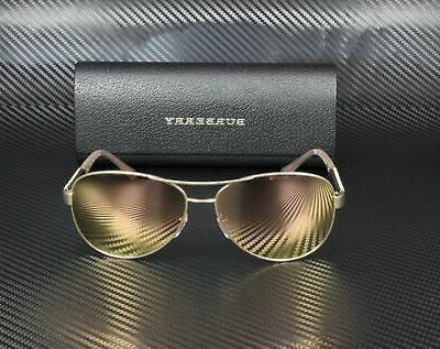 Burberry BE3080 12357J GOLD BROWN MIRR ROSE GOLD 59 mm Sunglasses