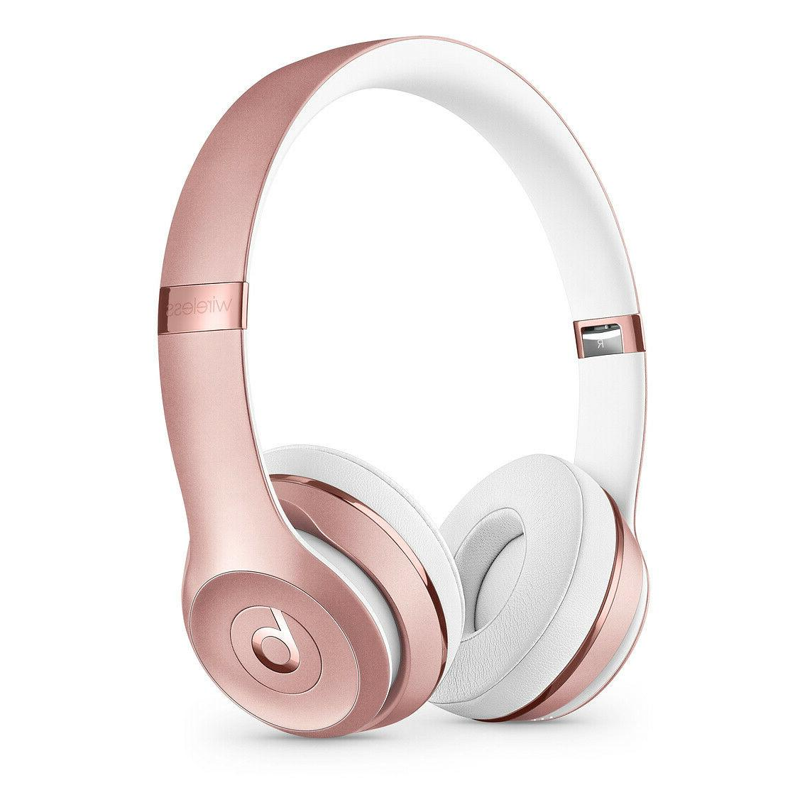 beats by dr dre solo3 wireless on