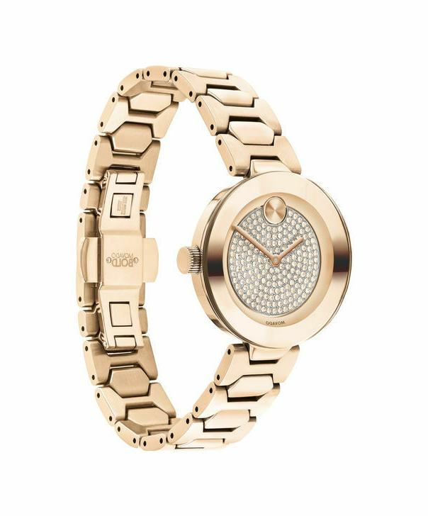 Movado Stainless Steel