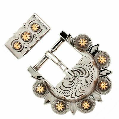 calgary berry buckle set antique nickel
