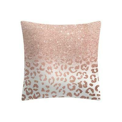 christmas Pink throw pillow