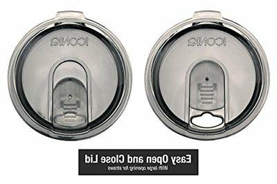 Dual ICONIQ Stainless Steel 20 30 Bar