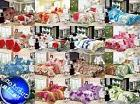 Duvet cover set Double King Quilt cover 3D 2 Pillow Cases Be
