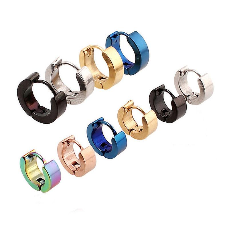 fashion women s men s stainless steel