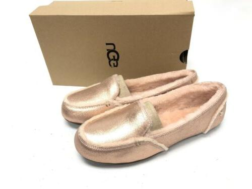 UGG Australia Rose Suede Loafers Shoes