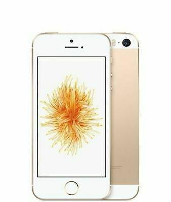 Apple iPhone SE Smartphone 1st-Gen Pink Gold Silver