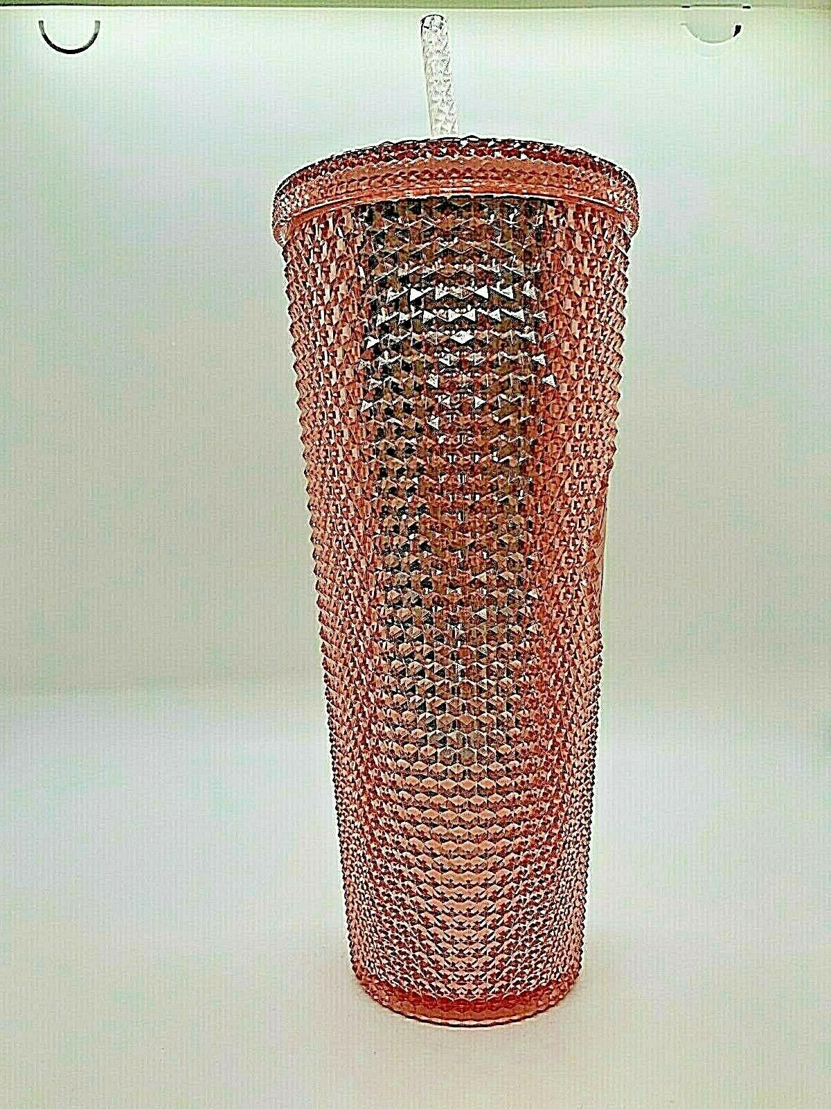 Starbucks Gold Studded 24oz Cup Tumbler