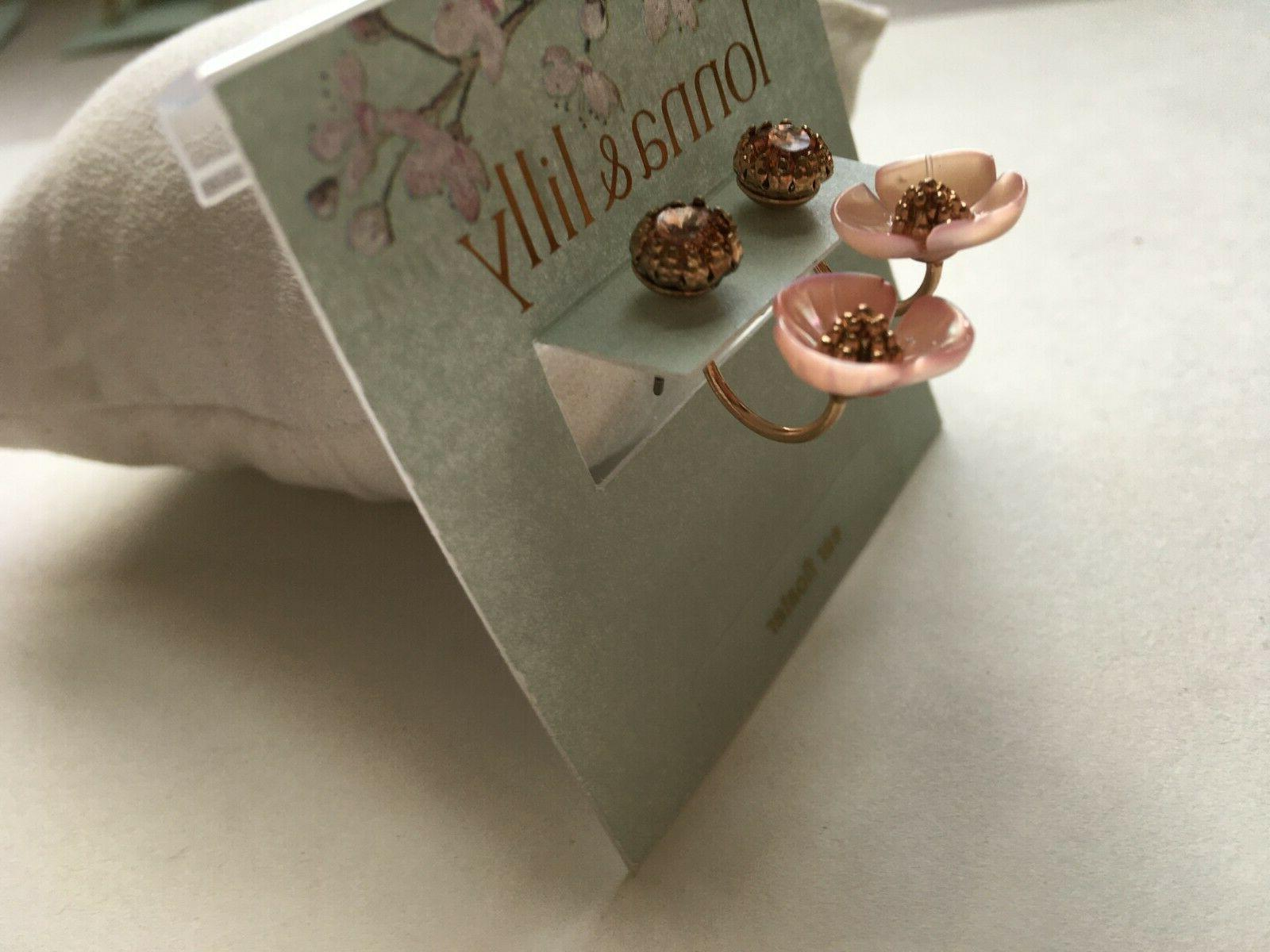 Lonna Lilly Rose Gold Tone Over Stock With Tags