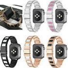 Luxury Stainless Steel Ceramic Bracelet Watch Band Strap For