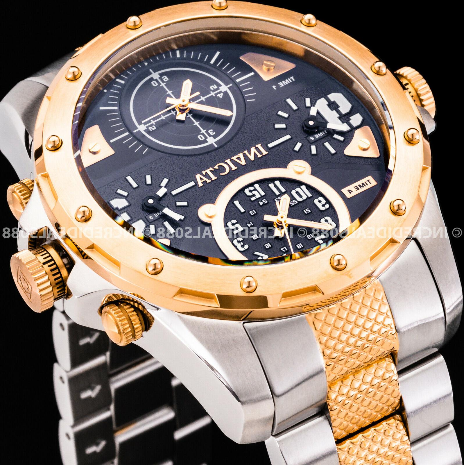 Invicta Coalition Gold Watch