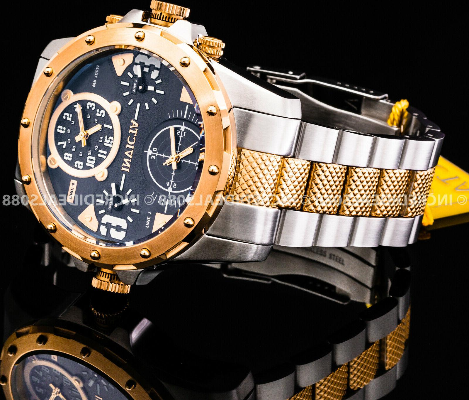 Invicta Coalition Special Ops Gold Silver