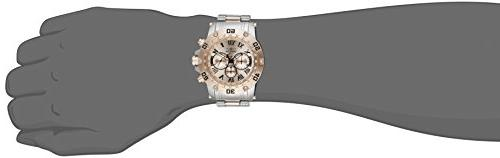 Invicta Men's Specialty Two-Tone 18K Gold Watch