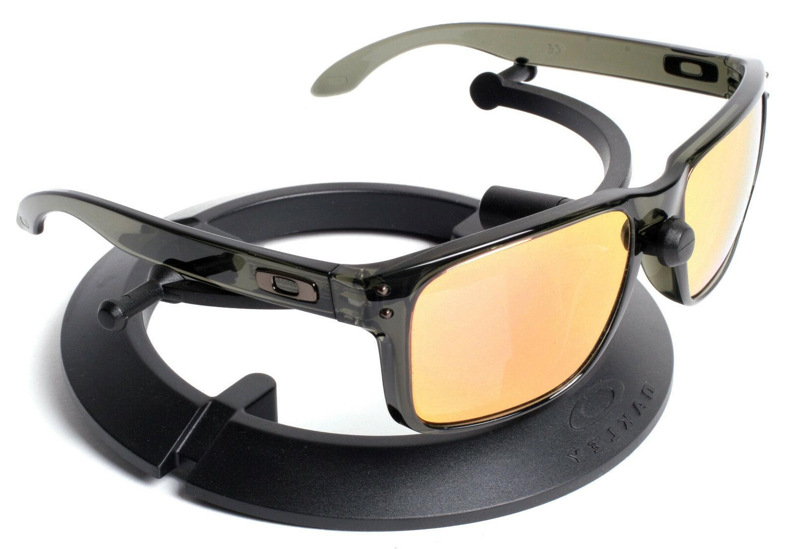 Metallic Polarized Replacement Lenses for Oakley Holbrook