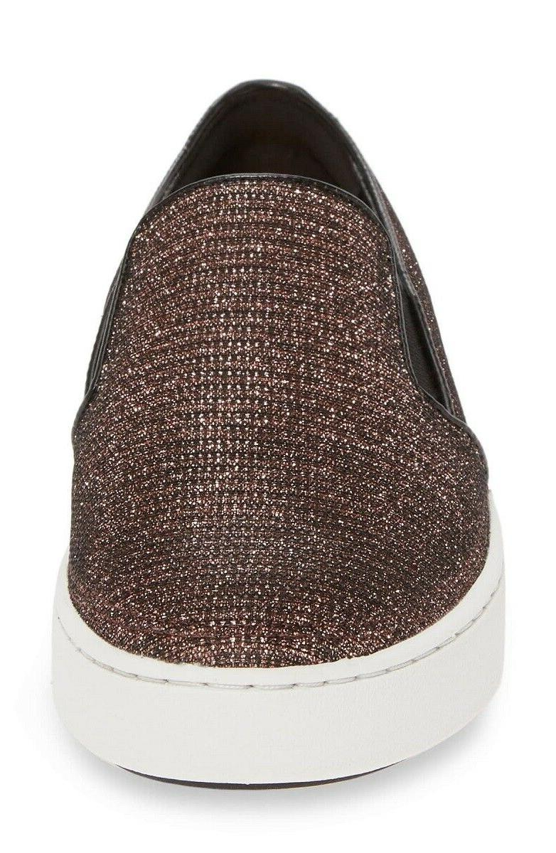 MICHAEL Kors Keaton Slip-On Women's Rose Gold Size 11