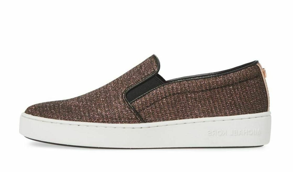 MICHAEL Michael Keaton Slip-On Shoe, Rose 7, 11