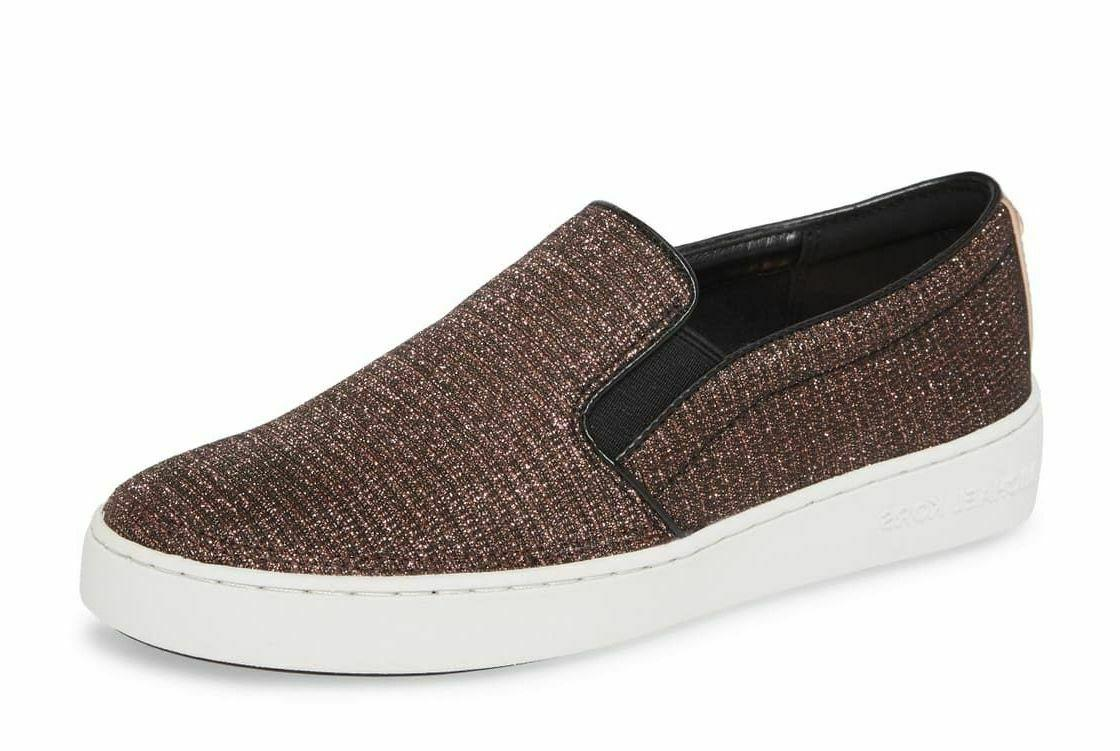 MICHAEL Kors Slip-On Sneaker Women's Rose Size