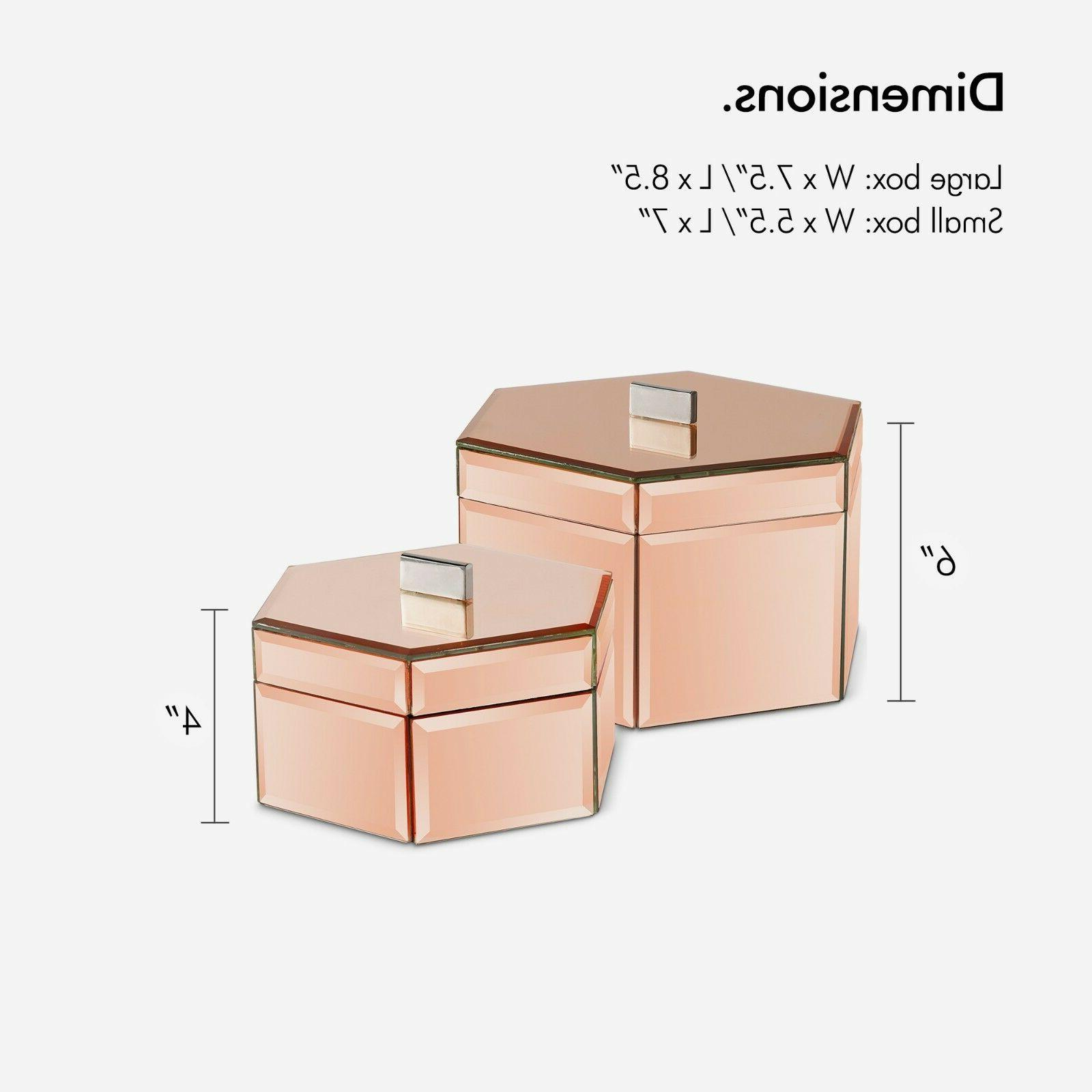 Beautify Octagon Boxes