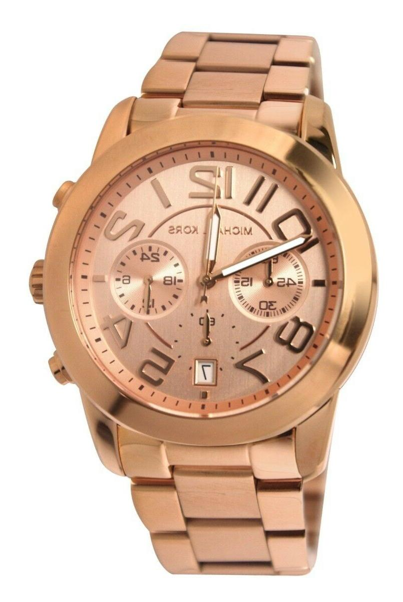 Michael 'Mercer' Chronograph Bracelet Watch